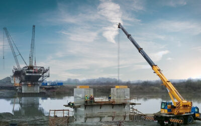 Interstate bridge on the river Sava near Gradiška: review of works at the end of 2020