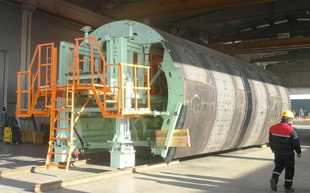 Headrace tunnel for HPP Dabar: Active preparations for new phase of works